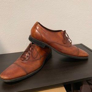 Cole Haan Brown Dress Shoe Size 8